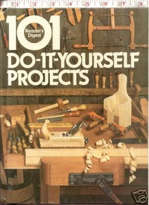 101 do it yourself projects book woodworking 1983 secondsilver 101 do it yourself projects book woodworking 1983 solutioingenieria Gallery