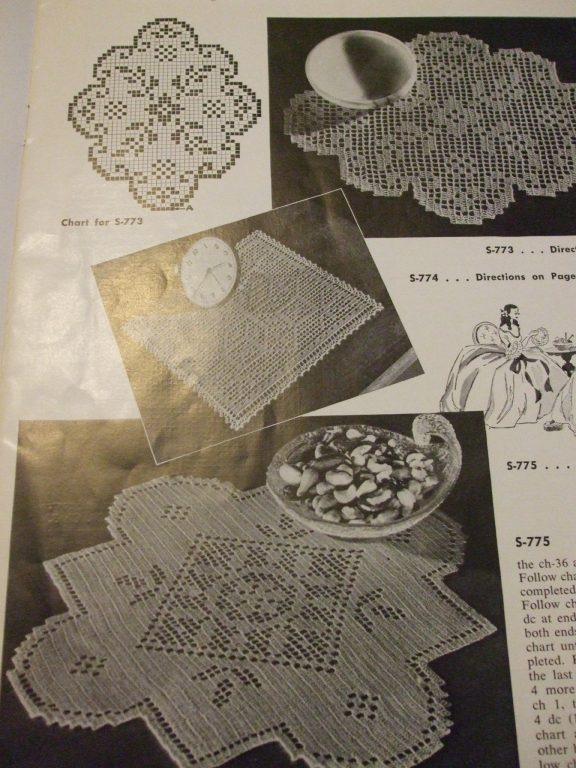 Amazing Filet Crochet Name Patterns Image Collection - Sewing ...