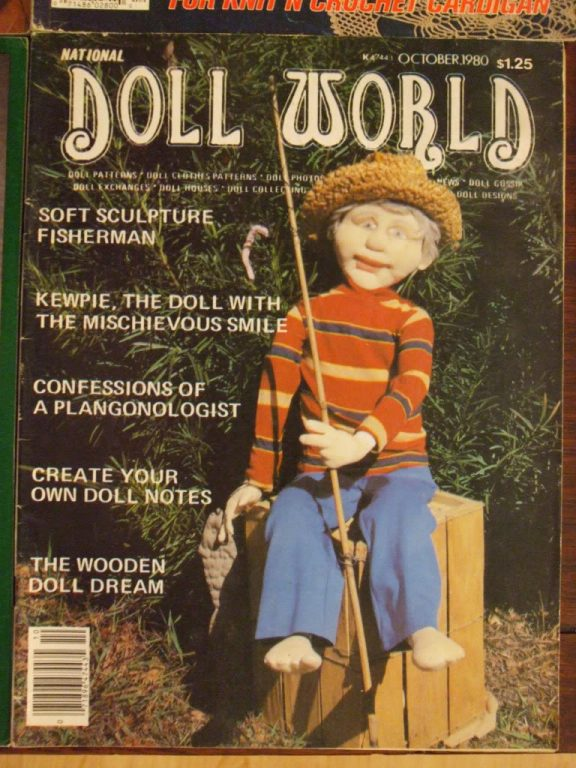 1980 Doll world
