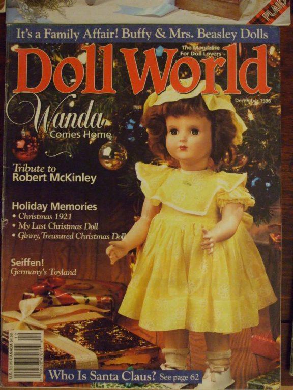 Dec 1996 doll world