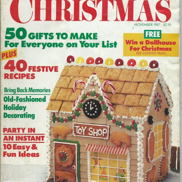 50th Anniversary Best Ideas for Christmas, November 1987