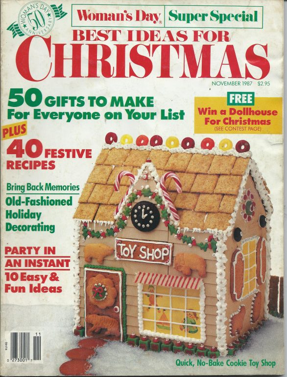 50th Anniversary Best Ideas for Christmas, November 1987