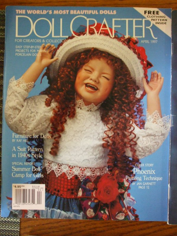 April 1997 doll crafter