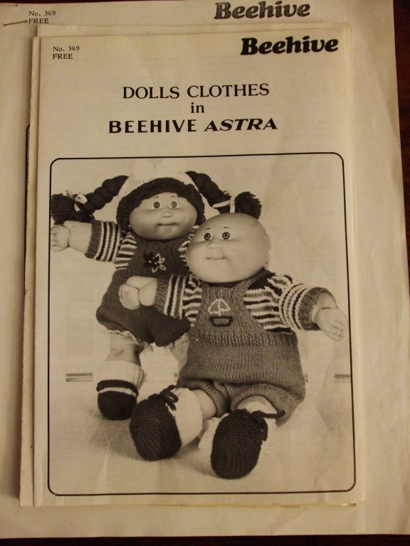 Luxury Free Knitting Patterns For Cabbage Patch Dolls Clothes Image ...