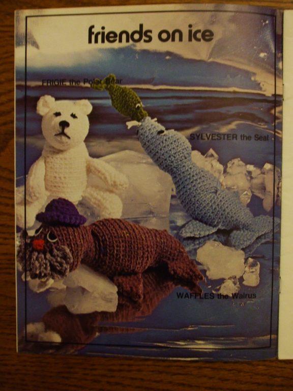 Crochet A Pet 18 Patterns Toy Animals Panda Kangaroo Prices Us