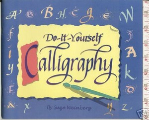 Do it yourself calligraphy book secondsilver prices us do it yourself calligraphy book solutioingenieria Gallery