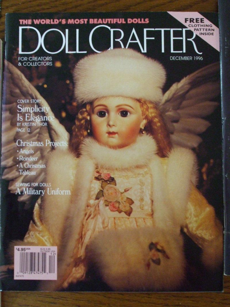 December 1996 doll crafter