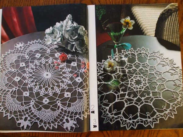 Decorative Crochet magazine September 1992 #29 (1)