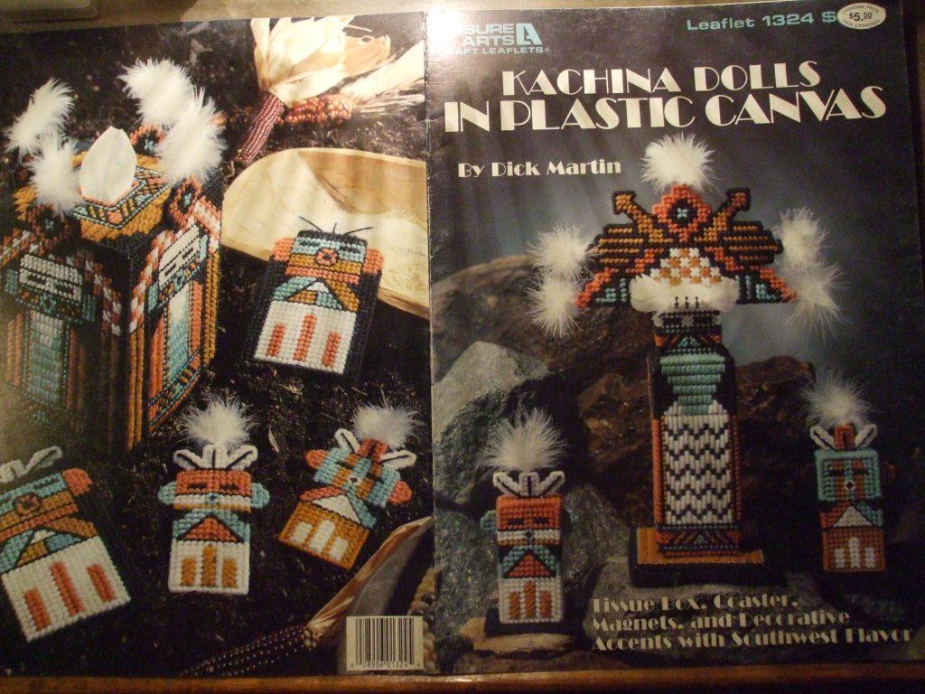 Kachina dolls 1324