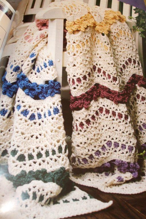 Favorite Ripple afghans 40 crochet patterns Leisure Arts Crochet ...