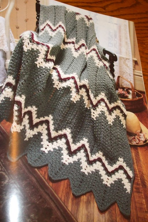 Favorite Ripple Afghans 40 Crochet Patterns Leisure Arts