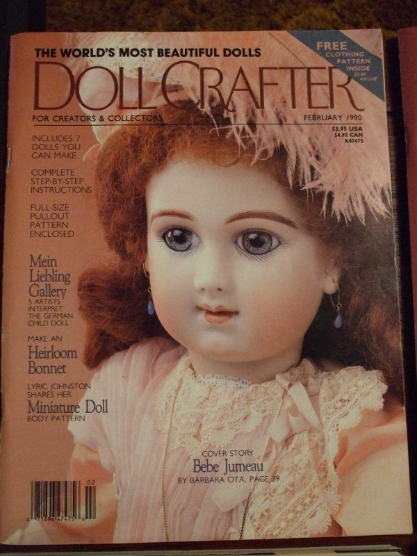 Doll Crafter Feb 1990