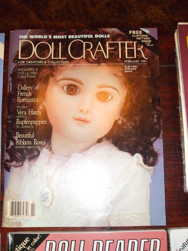 Feb 1991 Doll Crafter