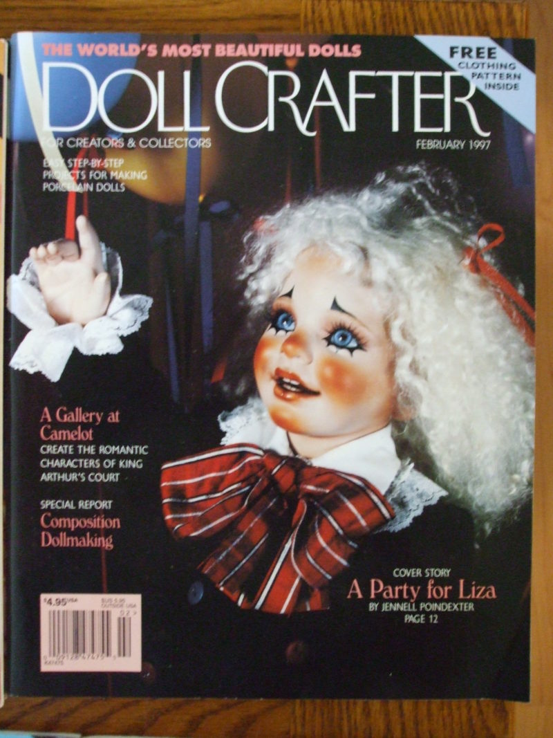 February 1997 doll crafter