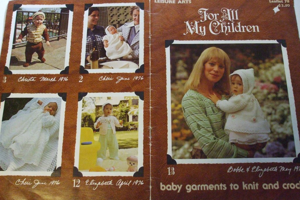 For All My Children #78 Baby garments outfits to Crochet & Knitting ...