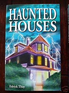 Haunted Houses book Amityville Liberty Hall White House