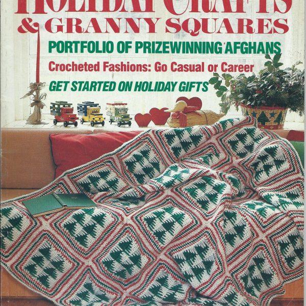 Holiday Crafts & Granny Squares September 1991