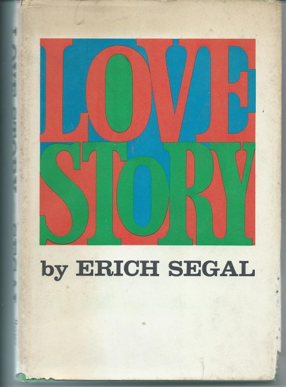 Love Story Magazine 1921 Pulp Comic Books 1939 Or Before: Love Story Book Erich Segal 1970 Hardcover With Dustjacket