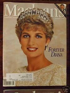 Macleans Princess Forever Diana mag book Sept 15 1997