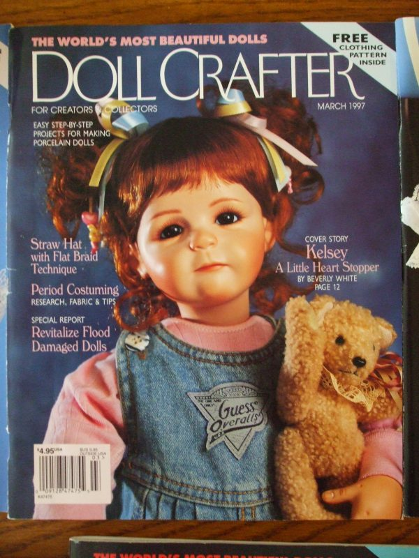 March 1997 doll crafter