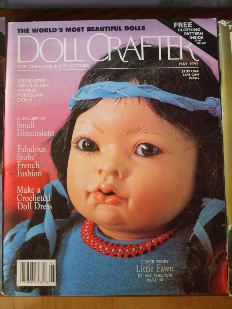 May 1992 doll crafter
