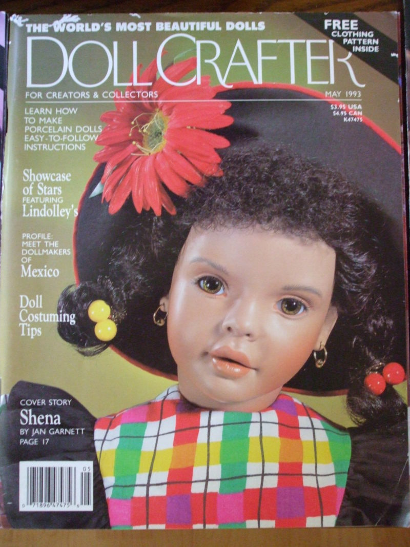 May 1993 doll crafter