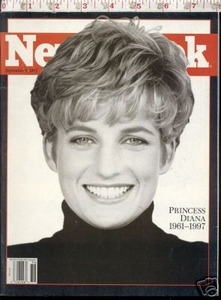 NEWSWEEK SEPTEMBER 8 1997 PRINCESS DIANA