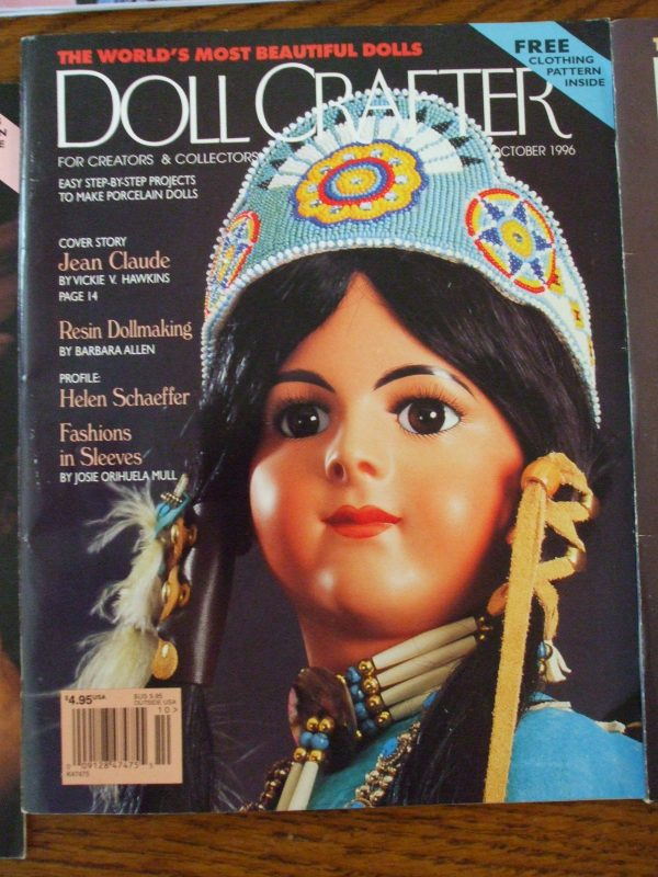 October 1996 doll crafter