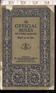 Book of hoyle card game rules cribbage