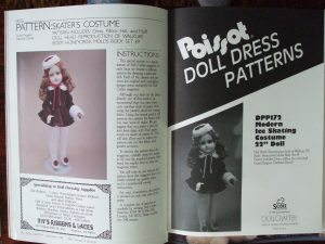 Sept 1990 pattern Doll Crafter