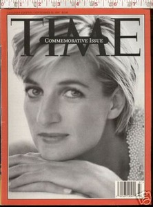 TIME MAGAZINE SEPT 15 1997 COMMEMORATIVE PRINCESS DIANA
