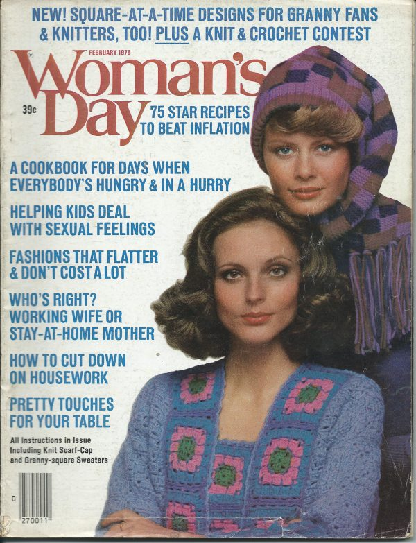 Womans Day February 1975