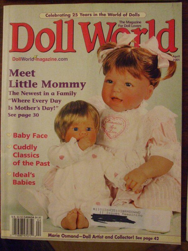 doll world apr 2001
