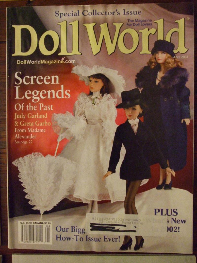 doll world apr 2002