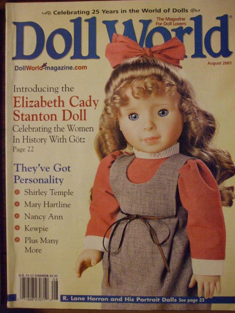 doll world august 2001
