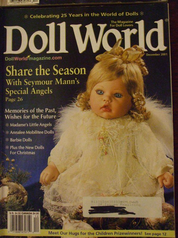doll world dec 2001