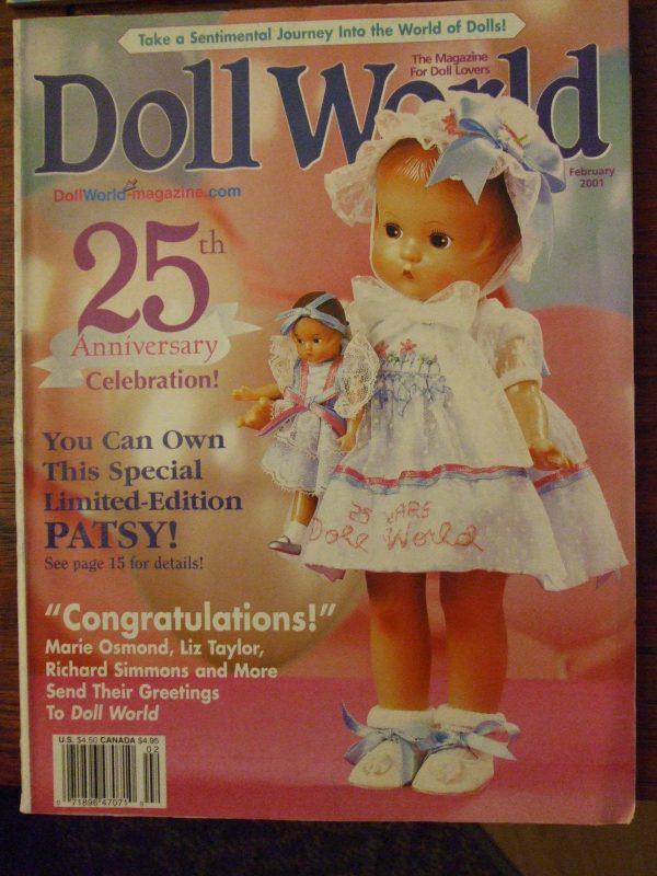 doll world feb 2001