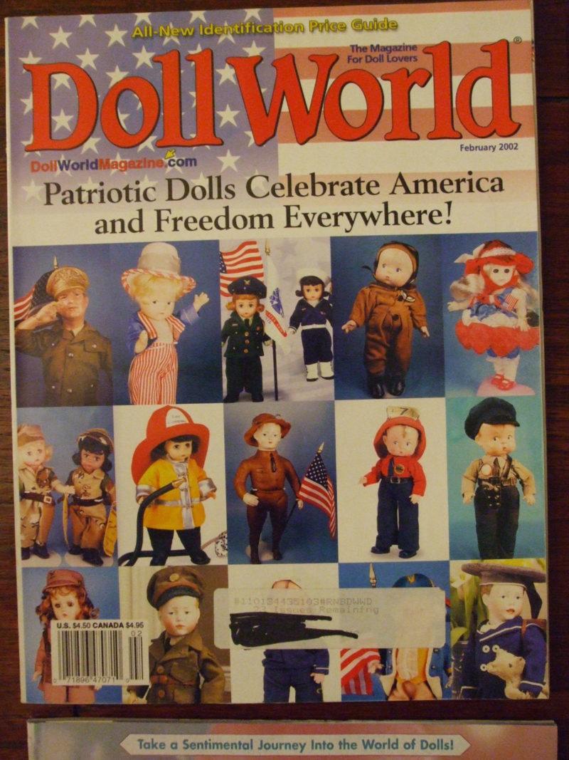 doll world feb 2002
