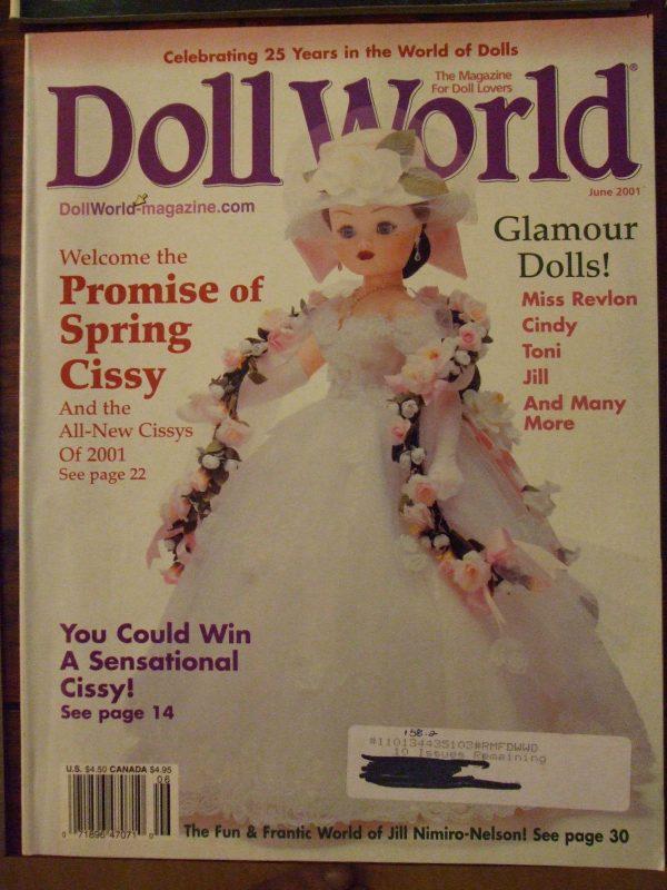 doll world june 2001