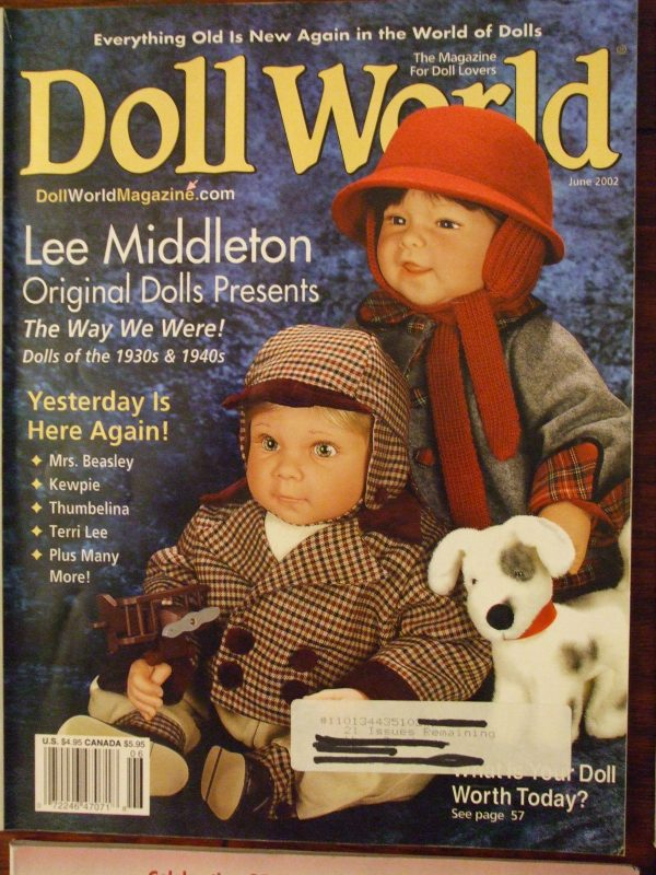 doll world june 2002