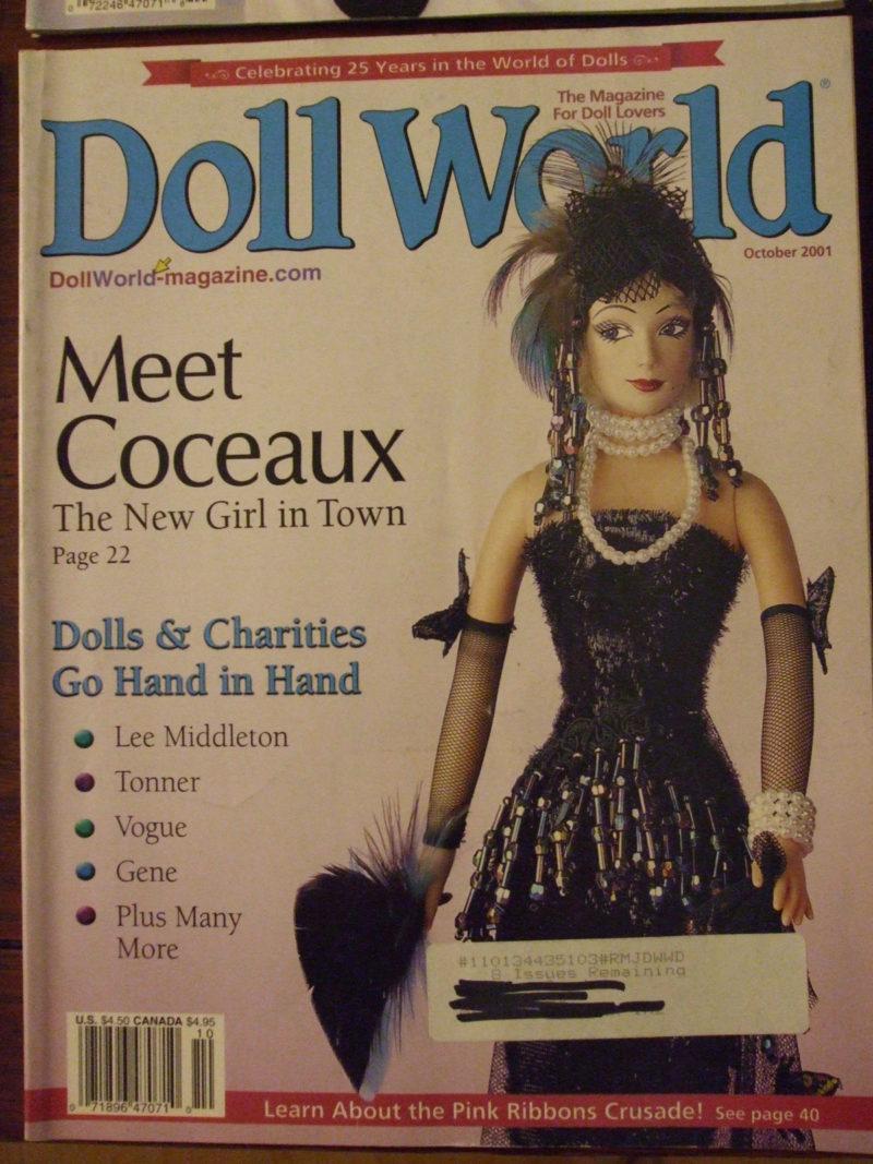 doll world oct 2001