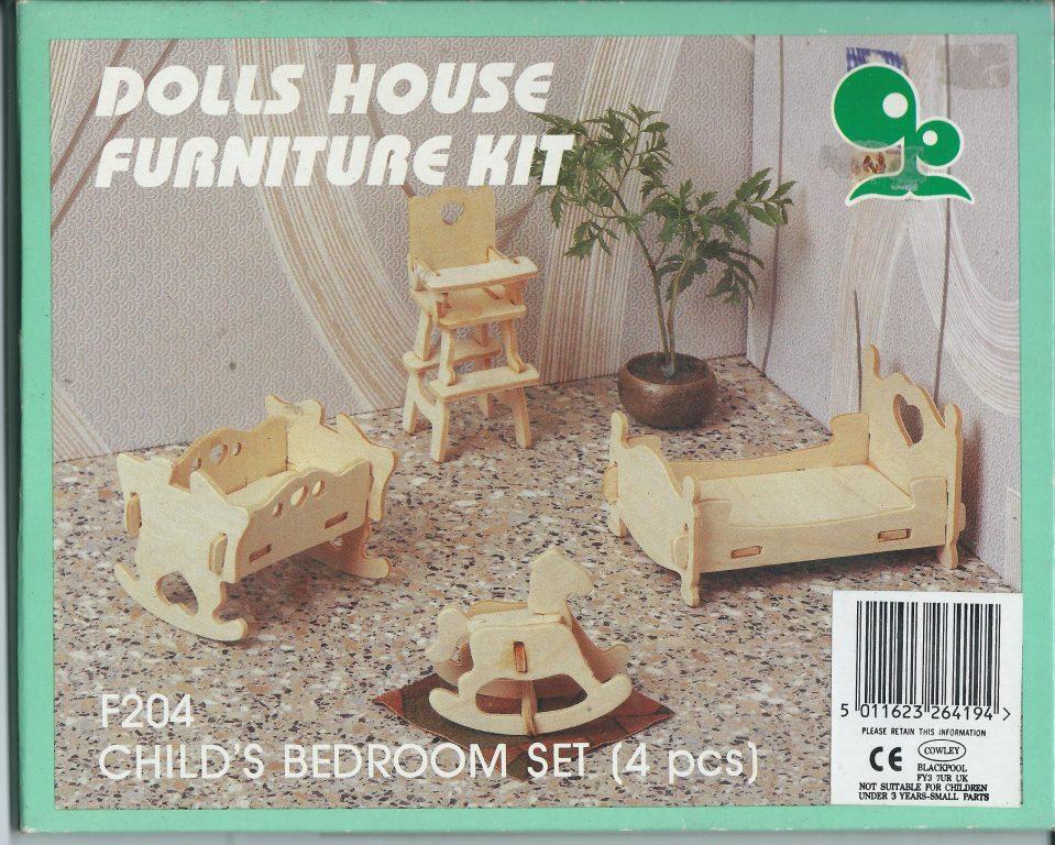 Excellent Child's Bedroom Set Exterior