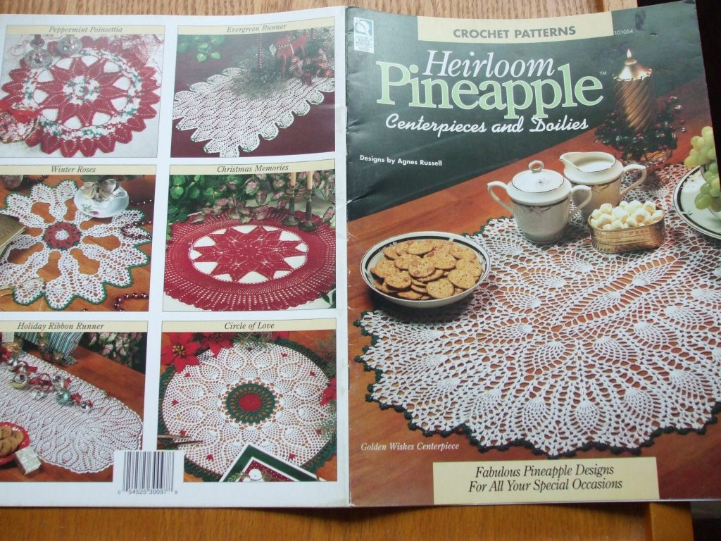 Doilies Thread Crochet patterns American School Annie\'s Attic House ...