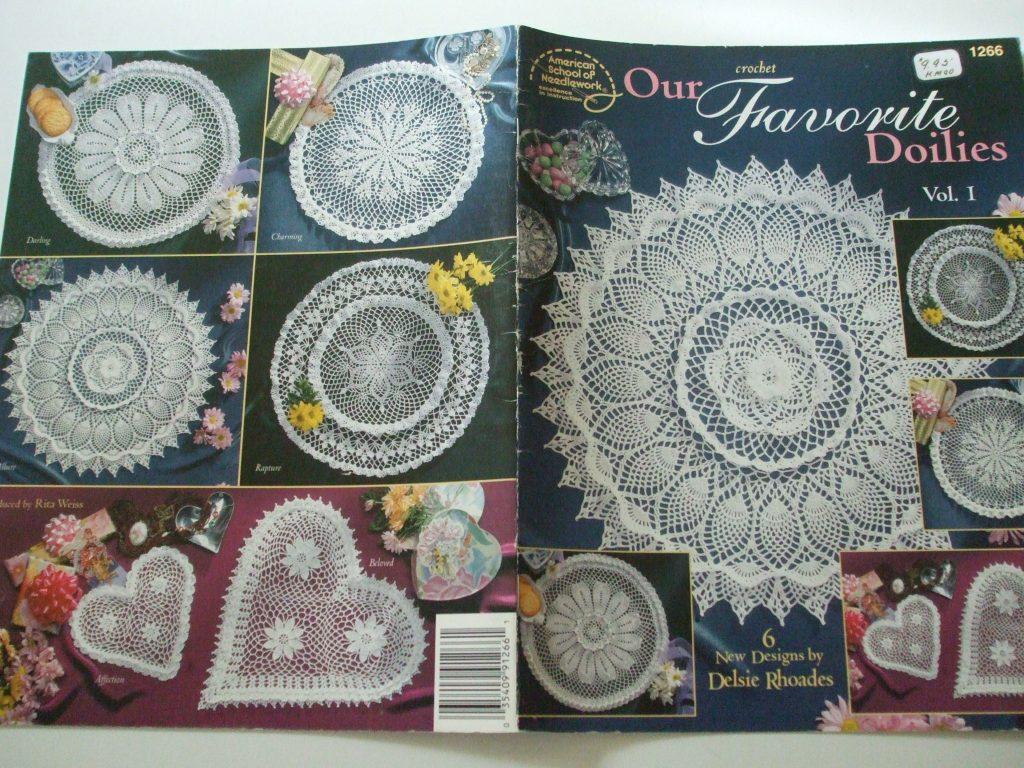 ... Doilies Thread Crochet patterns American School Annie's Attic House  White Birches. 🔍. $12.00