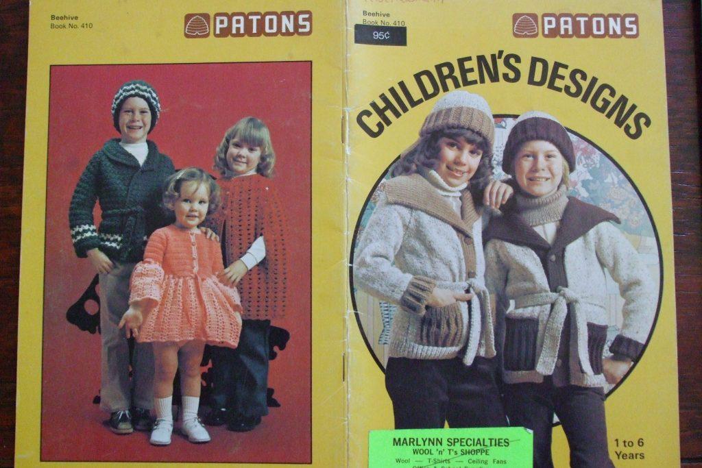 1285e26b0667 ... babies knitting crochet clothing patterns patons beehive vintage. 🔍.   12.00