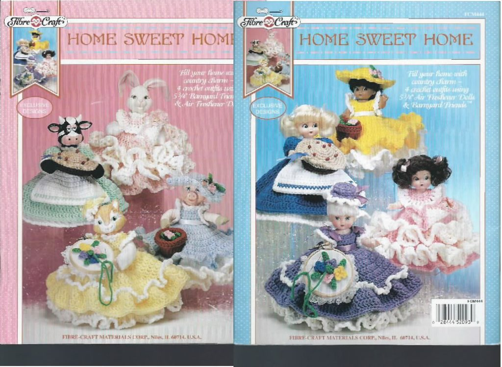 Crochet Doll Animal Patterns Dresses Dress Clothes 55 575