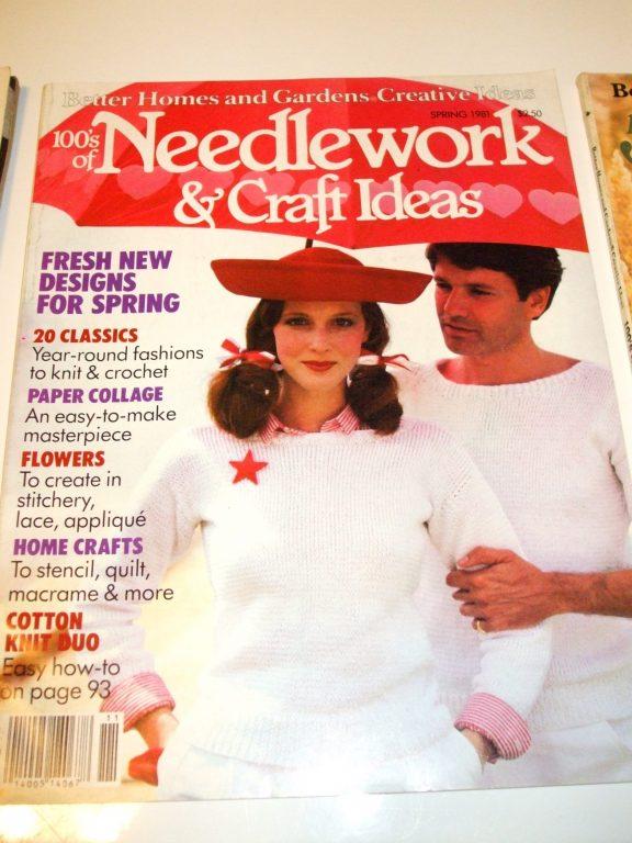 Better Homes & gardens magazines Creative ideas Special Interest ...
