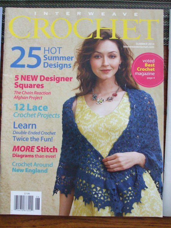 Interweave crochet magazine back issues patterns 2004 2015 2200 ccuart Gallery