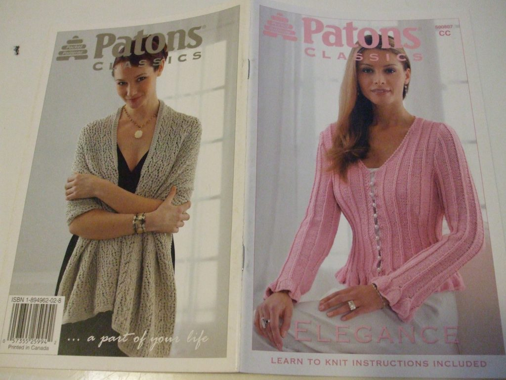 Patons knit patterns womens hooded tank tailor fit cardigan tube ...