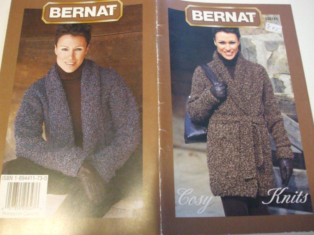 Bernat Knit crochet patterns sweaters coats cardigans hoodie blanket ...